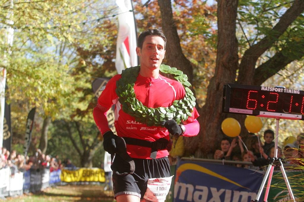 2008 Thomas Lorblanchet vainqueur
