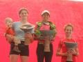 2008 podium femmes