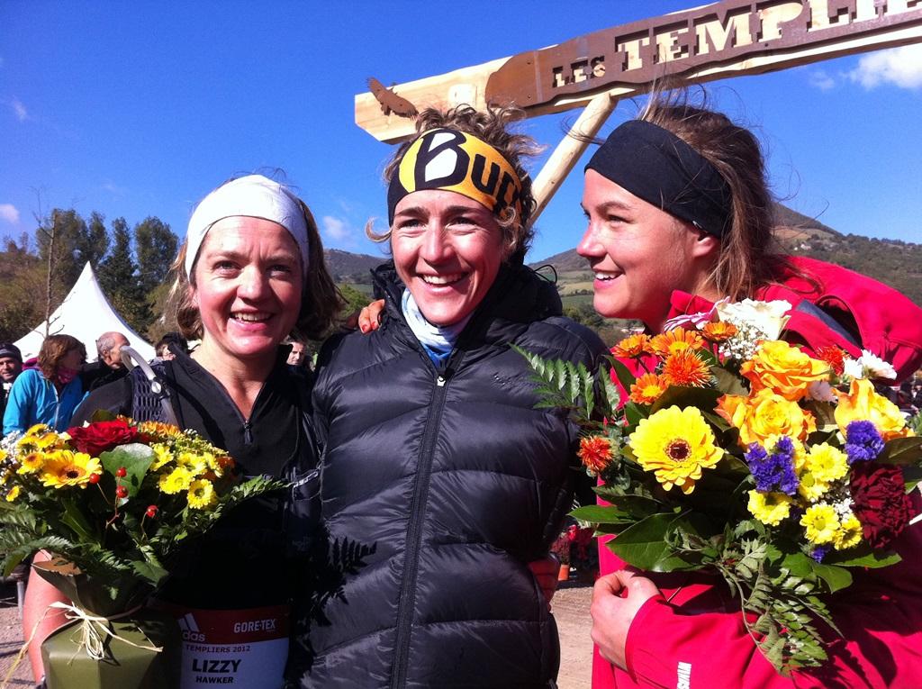 2012 Templiers podium femmes 2