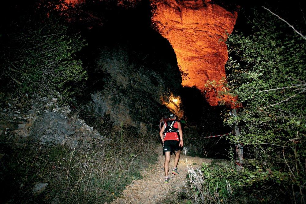 Passage de nuit à Peyrelade
