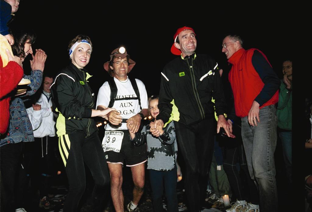 1999 templiers arrivee Francis Roux