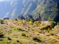 Les falaises du Rajol