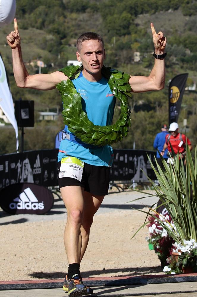 Benoît Girondel vainqueur 2014