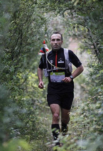 Fabien Antolinos vainqueur 2013