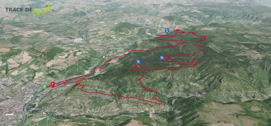 Marathon-Causses_3D_vueaerienne