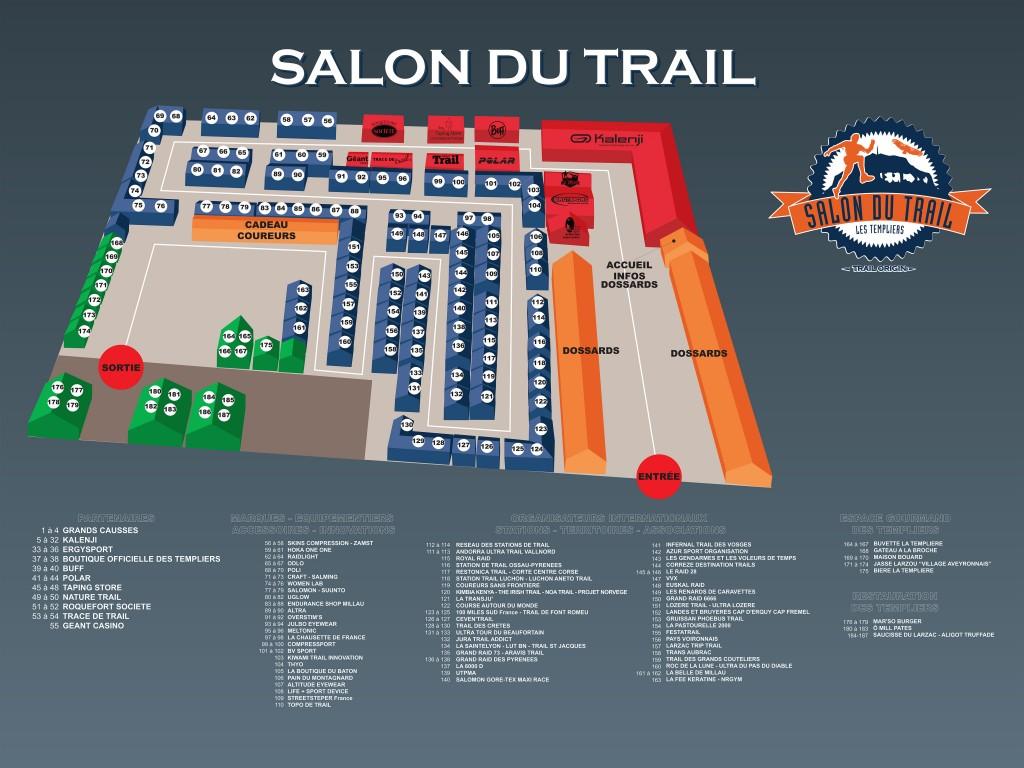 plan SALON 2017