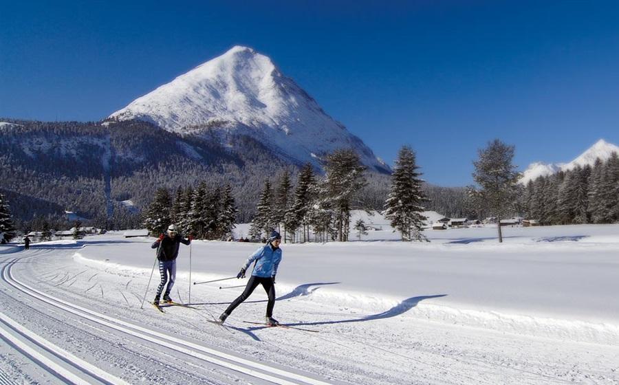 ski nordique a